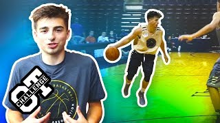 Jordan McCabe Makes CRAZY Shots & Calls Out TRAE YOUNG! Overtime Challenge   Episode 1