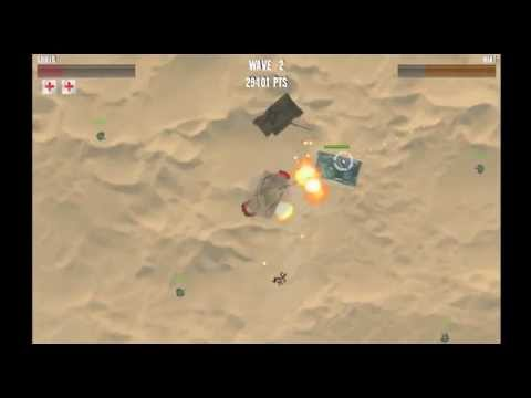 Video of Tank Rage