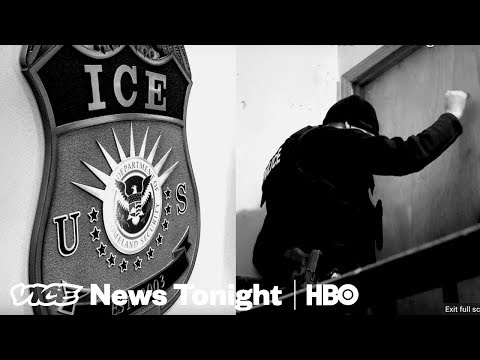 This Is What Happens 24 Hours After ICE Arrests Your Friends And Family (HBO)