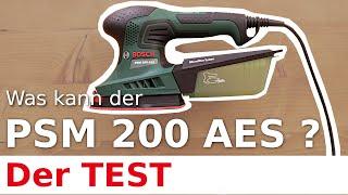 Bosch PSM 200 AES   Kaufen oder nicht   Unboxing und Bewertung zum Schleifgerät   Rob Renoviert
