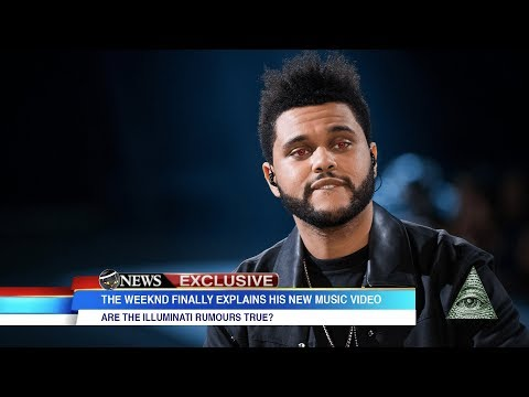 The Weeknd Admits He Sold His Soul : Call Out My Name - ILLUMINATI EXPOSED (видео)