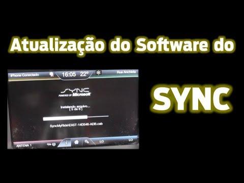 Atualização do SYNC Brasil - KarKulture Brasil