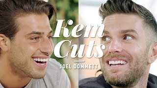 Kem and Joel Dommett have a
