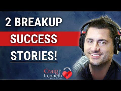 2 Breakup Success Stories