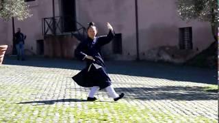 18 pas du Taiji, yuan Li Min