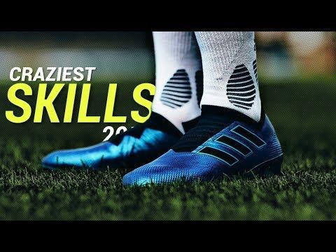 Craziest Football Skills & Goals 2018 #2