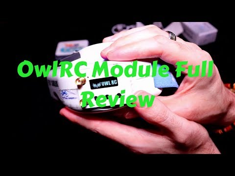 OwlRC Fatshark Module Full Review And Test