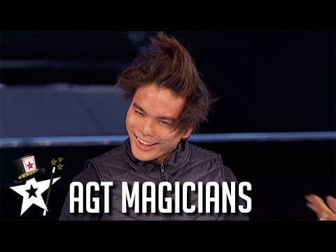 Best Magician Acts On AGT