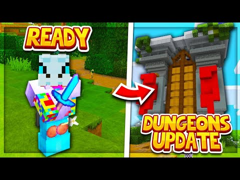 Hypixel Skyblock: How To Prepare For The Dungeon Update