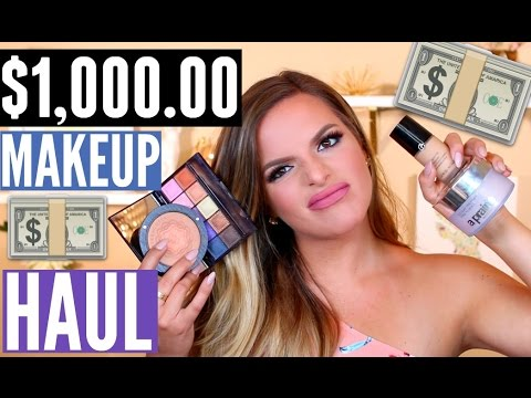 Expensive Ass Luxury Makeup Haul | Hits & Misses, Dupes & Demos | Casey Holmes