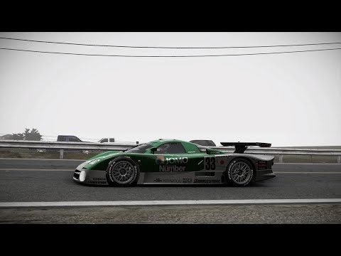 Project Cars2 PS4 Pro, Nissan R390 GT1 '98