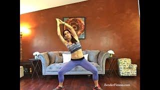 Standing Core + Glutes Workout: Quiet & Apartment Friendly