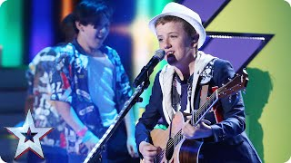 Will lightning strike twice for singer Henry Gallagher? | Semi-Final 1 | Britain