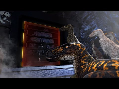 THE TYRANT REX ESCAPES! ALL HOPE IS LOST.. - The Isle - Raptors & Cruel Intentions - Gameplay