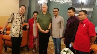 Social media again abuzz over Najib's flight to Langkawi