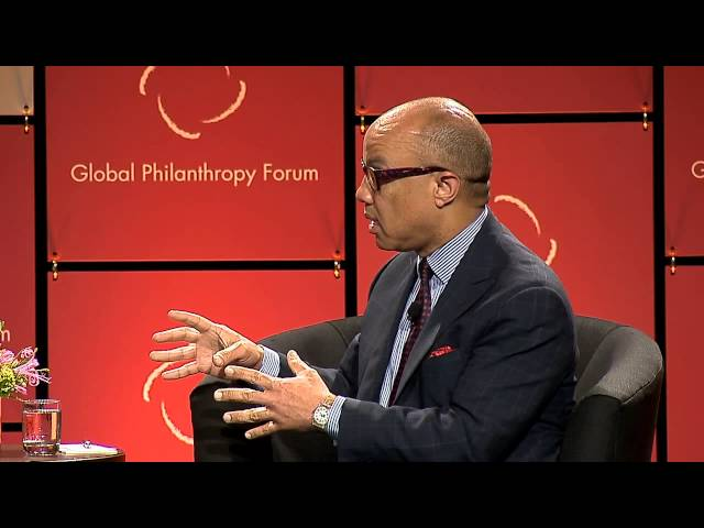 Citizen Solution: Redefining Philanthropy In Conversation with Darren Walker, President, Ford Found