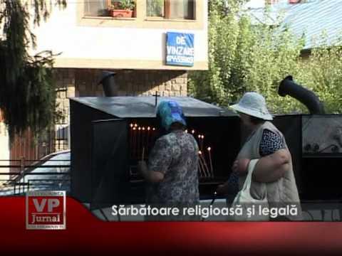 Sărbătoare religioasă şi legală