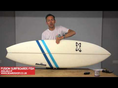 Fusion Surfboards review – the Fish