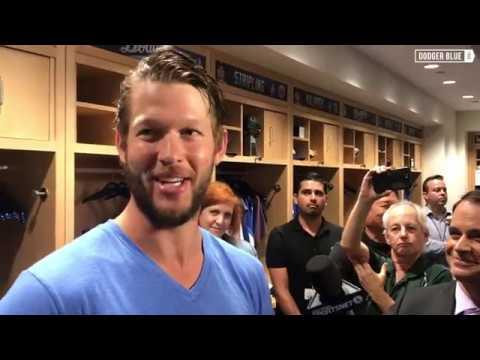 Dodgers postgame: Clayton Kershaw passes Sandy Koufax, compares Cody Bellinger 'MVP' season to Kemp