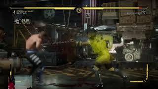 Долгожданный Mortal Kombat 11. Прохождение башни
