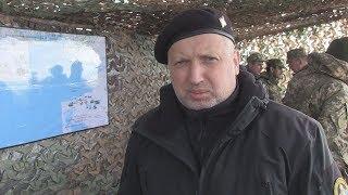 Коментар О. Турчинова щодо російських санкцій проти України