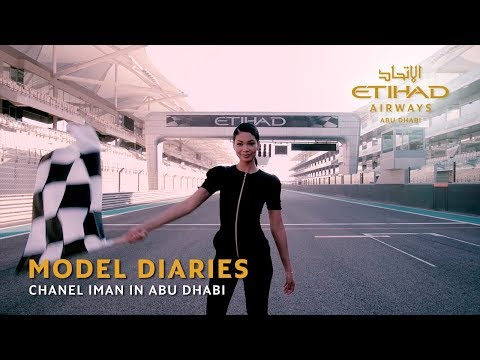 ETIHAD AIRWAYS REVEALS NEW ABU DHABI GRAND PRIX GRID GIRL UNIFORM BY RENOWNED DESIGNER PRABAL GURUNG