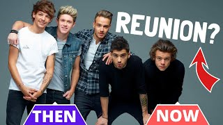 One Direction ★ Will There Be A REUNION in 2021? Then & Now
