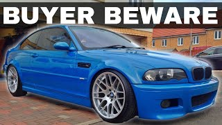 What Is The Most Reliable BMW You Can Buy?! *hint* It's not what you think! (M3)