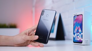 Skip HP ini - Review Samsung Galaxy M30