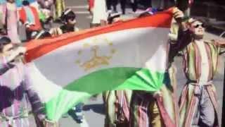 Влог №1 - Таджикский Парад в США