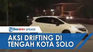 Pelaku Aksi 'Drifting' ala Video Game di Solo Ditangkap, Kini Dijerat 4 Pasal Sekaligus