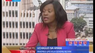 Uchaguzi na Amani : Wakenya hawako tayari kwa uchaguzi wa amani