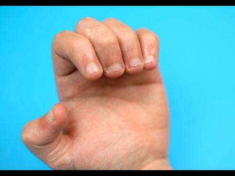 Vassoi per unghie di trattamento