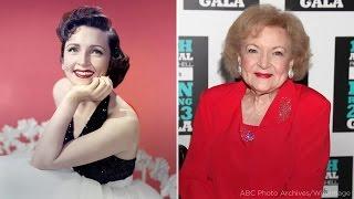 Betty White: Through the Years