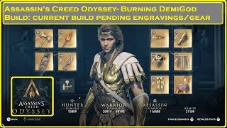 Assassin's Creed® Odyssey- Burning Demigod Build