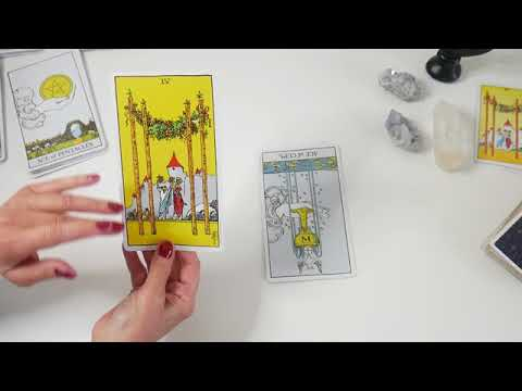 How To Connect & Link Tarot Cards - Masterclass 1