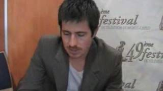 The Listener - Interview Craig Olejnik Festival TV Monte Carlo 2009 - Partie 1