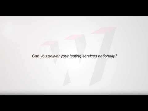Can you deliver your testing services nationally?