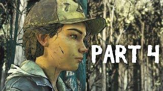 The Walking Dead Season 4 Episode 1 Gameplay Walkthrough Part 4 (Full Game) FINAL SEASON