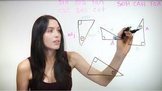 Basic Trigonometry: Sin Cos Tan (NancyPi)