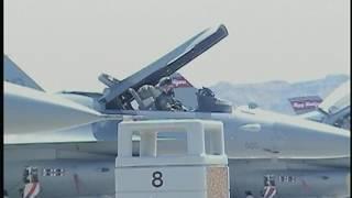 Red Flag F16 Flight Line Happy Hooligans
