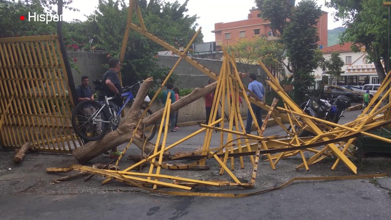 Vecinos de El Paraiso viven el infierno por protestar contra Maduro