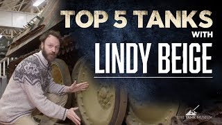 Top Five Tanks - Lindybeige | The Tank Museum
