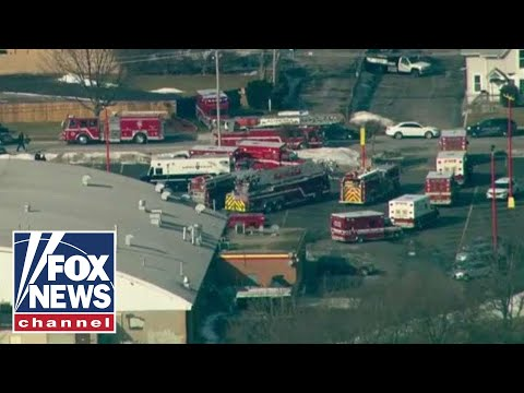 Live: Illinois warehouse shooting press conference