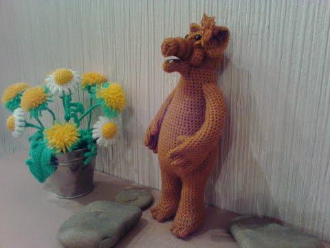 Альф, ч.1. Alf, p.1.  Amigurumi. Crochet.  Вязать игрушки, амигуруми.