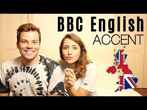 BBC English Accent   Tutorial - YouTube