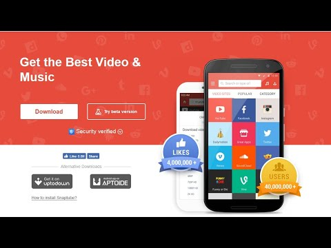 How to Download Aptoide  apk for android, iOS, PC, Windows