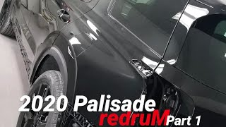 2020 Palisade - Blackout - Part 1