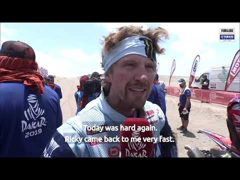 Dakar Rally | Stage 7 | Adrien Van Beveren