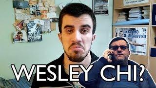 WESLEY Alla JUVENTUS! WESLEY CHI?